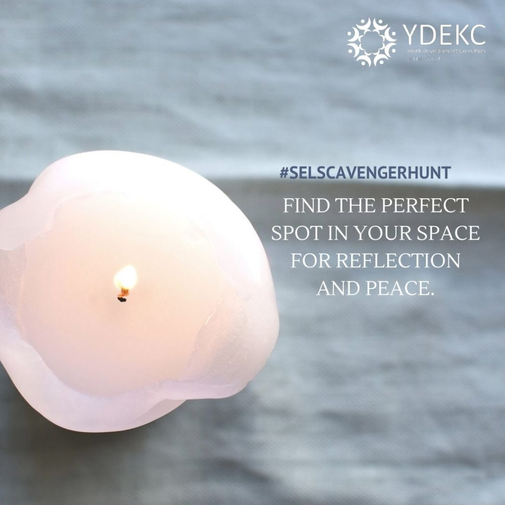 Find the perfect spot in your space for reflection and peace.