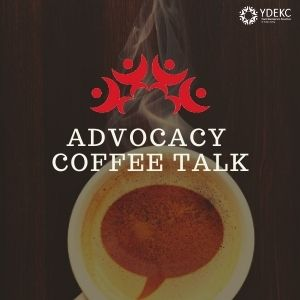 Advocacy Coffee Talk icon