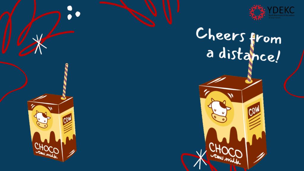 Choco milk virtual background