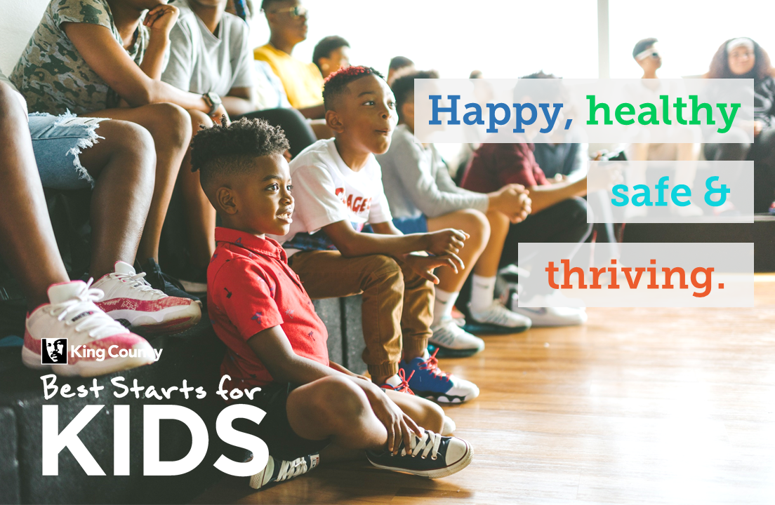 Best Starts for Kids - Happy, healthy, safe and thriving